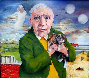 Nescio, of oude man met kat